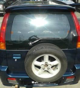 Used Daihatsu Terios for sale