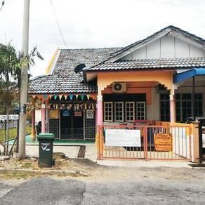 Single storey terraced house - Corner lot, Taman Seri Bakau, Kangar