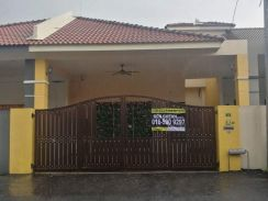 Ipoh FREEHOLD Single sty terrace house