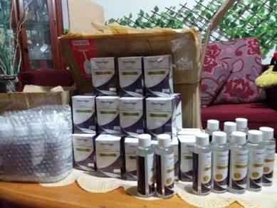 Minyak VCO(minyak kelapa dara) Moss Mayra