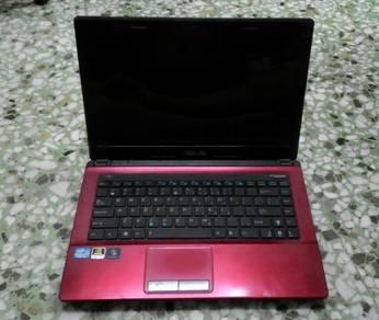 Asus gaming laptop i3 nvidia 520m