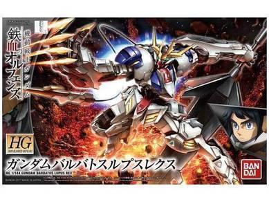 Gundam Hg Barbatos Lupus Rex Bandai