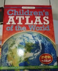 Children Atlas of the world