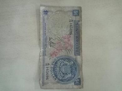 Singpore dollar A 16