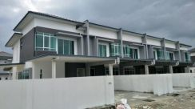 NEW City Garden Double Storey Terrace Intermediate Samarahan