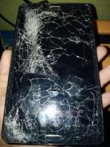 Samsung tab 4- t231