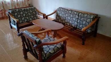 Rumah di Kangar untuk disewa