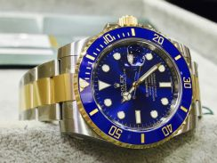 Rolex Submariner Two Tone Blue (NEW) -Swiss Hour
