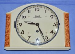 Antique garant germany mechanical wall clock