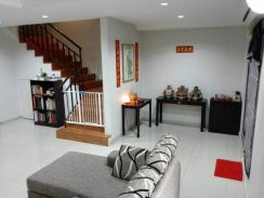 Double storey, Leisure mall, Bukit hartamas- Full extend renovated