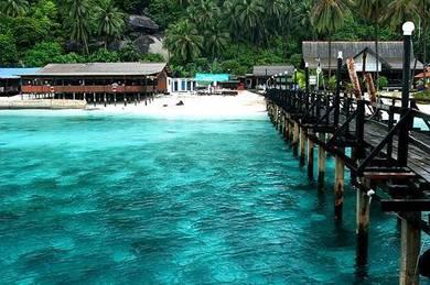 AMI Travel | Blue Water Holiday Resort Pulau Aur