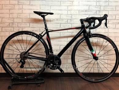 Renox road bike FULL 105 r7 carbon fork bicycle