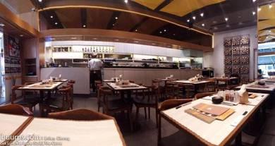 Japanese Restaurant in Strategic Location for Sale