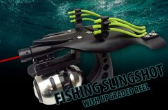 Upgrade Fish Suit Slingshot | Lastik Mancing