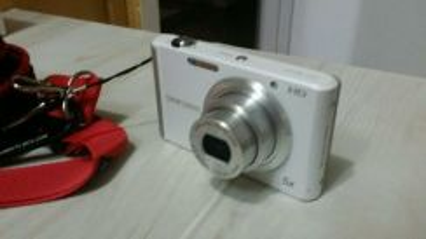 Samsung camera model ST 77 HD