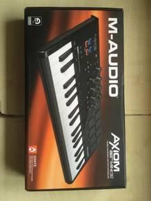 M-Audio Axiom AIR Mini 32 Ultra Portable 32 Key US