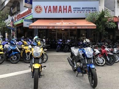 Yamaha Fz150 Senang Raya Promo GST 0%