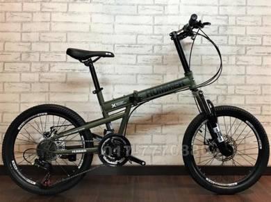 NEW 2018 HUMMER 21SP SHIMANO 20ER Bicycle Bike