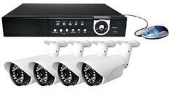 25.NEW 4 channel/ 8CHANNEL/16CH cctv system