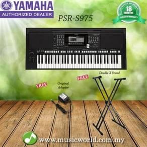Yamaha psr-s975 arranger workstation