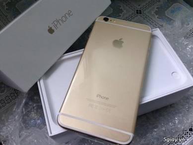 Skrin besar iphone 6 PLUS memori BESAR 64GB GOLD