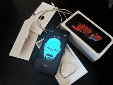 Iphone 6s plus 64gb malaysia set