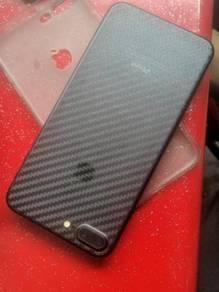 Iphone 7 plus black matte 256gb