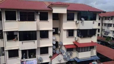Selesa Court Apartment | Kobusak Penampang | 2R1B | 3rd Flr