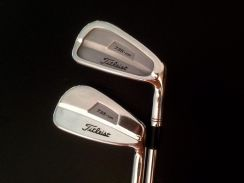 IGT GOLF RARE Chrome Titleist 735CM Forged IRON
