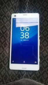 Sony Xperia Z3 compact(putih)