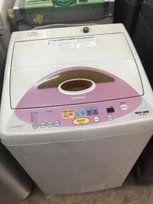 9kg toshiba pink washing machine mesin basuh auto