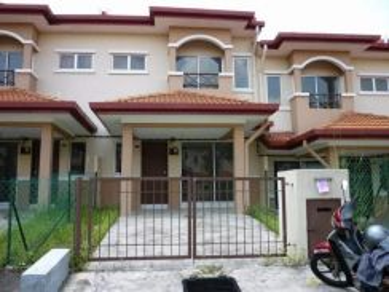 Taman Lestari Putra Lep 1 double storey house