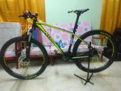 BASIKAL MOUNTAIN BIKE MTB XDS 10 x 3 SPEED