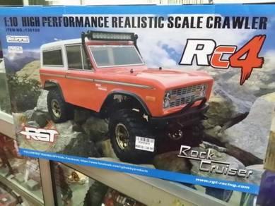 Hsp RGT Racing 1/10 Electric 4wd Rock Crawler�