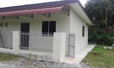 Rumah Kampung Taipan, Jalan Kiansom, Inanam