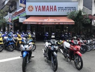 Yamaha Lagenda 115 Senang Raya Promo GST 0%