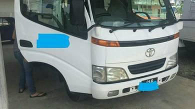 Toyota Double Cab Lorry 4.6CC