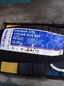 175/65/14 Viking Citytech CT5 Tyre Offer