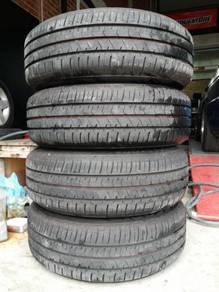Bridgestone Ecopia 215/65/16 Japan x 4pcs 99%
