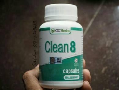 CLEAN8 Kurus lepas syawal (Perak)