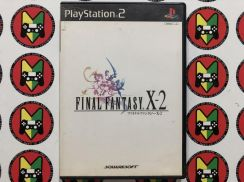 [USED]PS2 Final Fantasy X2