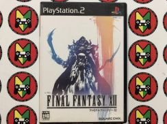[USED]PS2 Final Fantasy 12