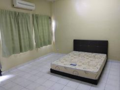 [FULLY FURNISHED] TAMAN OAKLAND, Double Storey,NEAR HIGHWAY