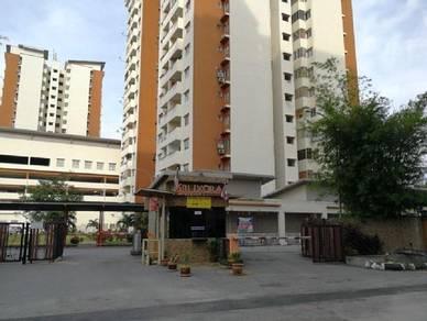 Kajang, Sri Ixora Apartment Kitchen Cabinet Water Heater nr KTM MRT