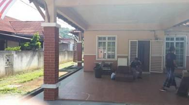 Rumah Setingkat Semi D Paling Dekat dgn Putrajaya