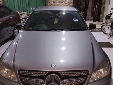 Mercedes Original W204 Front Bonnet (non facelift)