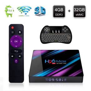 Quality AirMouse Android tv box a95x tx6 mytv