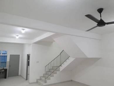 Taman Pulai Mutiara Double Storey 4 Bedroom Pulai Skudai Below Market