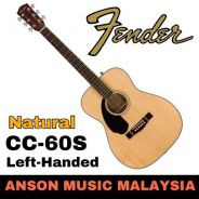 Fender CC-60S Concert Left-Handed ,Natural