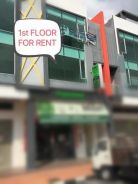 1st Floor Shop Lot At Kota Syahbandar